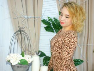 Velmi sexy fotografie sexy profilu modelky TimeForDreams pro live show s webovou kamerou!