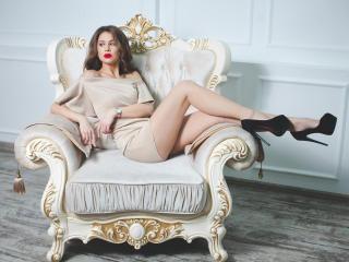 Velmi sexy fotografie sexy profilu modelky TreasureOfSoul pro live show s webovou kamerou!