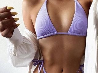 Sexy profilbilde av modellen  TrickyBabe, for et veldig hett live webcam-show!
