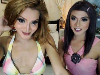 Hình ảnh đại diện sexy của người mẫu TwoHornyLovers69 để phục vụ một show webcam trực tuyến vô cùng nóng bỏng!