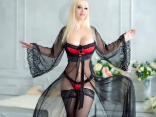Hình ảnh đại diện sexy của người mẫu VeraValensia để phục vụ một show webcam trực tuyến vô cùng nóng bỏng!