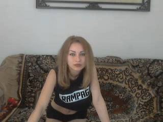 Picture of the sexy profile of VictoriyaStar, for a very hot webcam live show !