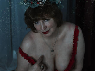 Sexet profilfoto af model WifeyXRated, til meget hot live show webcam!