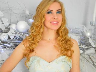Velmi sexy fotografie sexy profilu modelky YourFairyee pro live show s webovou kamerou!