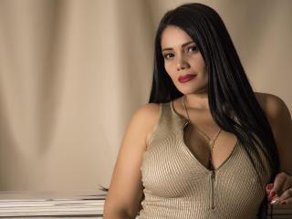 Velmi sexy fotografie sexy profilu modelky ZaphiraLove pro live show s webovou kamerou!