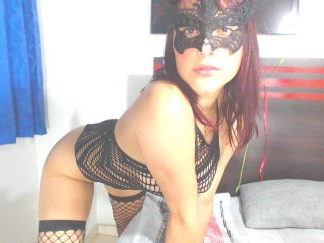 Picture of the sexy profile of AliciaPerezAnn, for a very hot webcam live show !