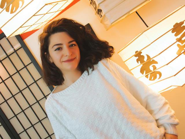 Velmi sexy fotografie sexy profilu modelky AnnaysA pro live show s webovou kamerou!