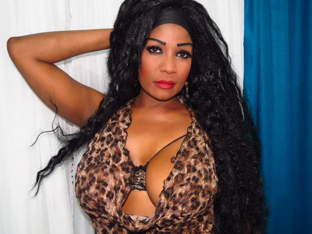 Picture of the sexy profile of LatineDiva, for a very hot webcam live show !