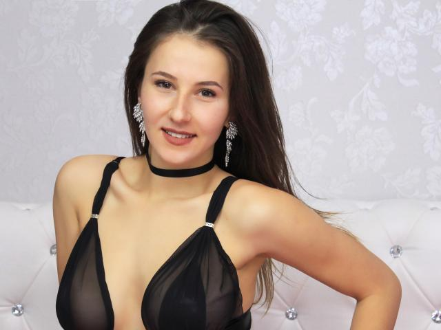 Photo de profil sexy du modèle MeganMeg, pour un live show webcam très hot !