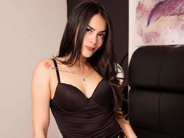 תמונת פרופיל סקסית של ScarlettAlbas למופע חי מאוד סקסי!