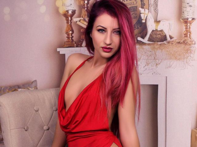 Picture of the sexy profile of SpicyDelice, for a very hot webcam live show !