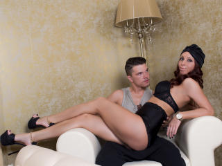 CoupleStarsX - Live chat xXx with a White Couple