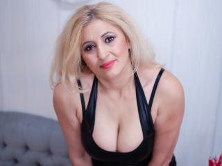 MatureEroticForYou - Show live nude with this shaved sexual organ MILF