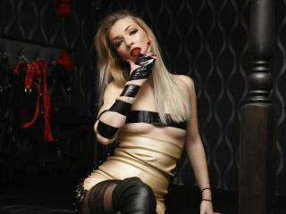 YourPlayfulBabe - Chat live hard with a fair hair Dominatrix