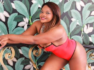 EbonyQueenLatina - Show live x with a ordinary body shape Young lady