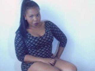 Sexy nude photo of NegritaCandle