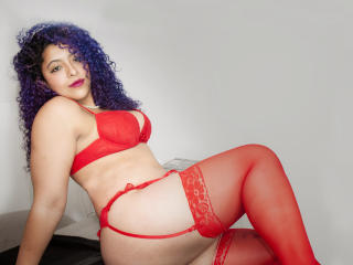 ScarletBigAss - Web cam hard with this Fetish with regular tits