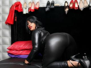 BustySubAmy - Web cam nude with this well rounded Mistress
