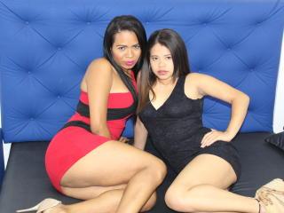 Sexy nude photo of CanelitaAndDevora