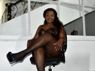 EbonyQueenLatina - online chat sexy with a black hair Sexy babes