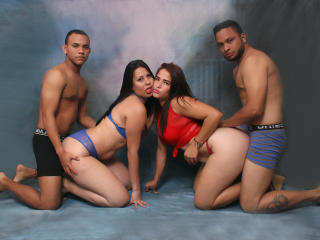GroupAllHotSex - Live sex with this 4 way with fit physique