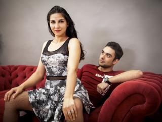 JoshAndAlexis - Live xXx with this European Couple