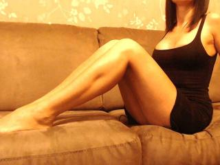 PrettyEllen - Webcam exciting with a shaved intimate parts Attractive woman