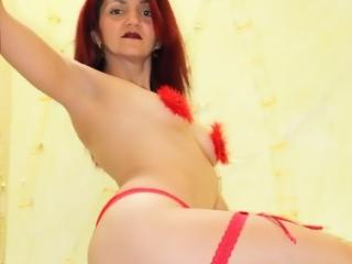 ValleryHott - Video chat xXx with a latin american Mature