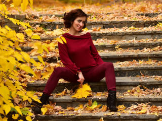 EkaterinaHotGirl - Chat live exciting with this standard build Young lady
