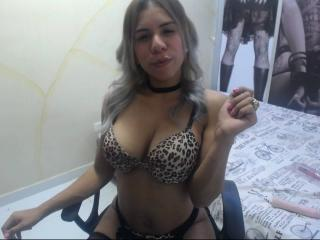 CarlaRincon - Live chat exciting with a shaved pubis Sexy girl
