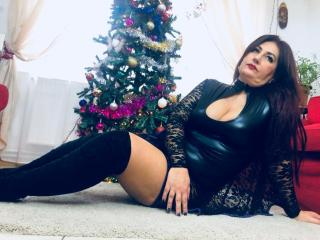 KarenCougar - Webcam xXx with a being from Europe Gorgeous lady