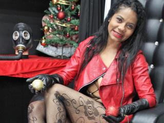 PaulettEbony - Live exciting with this average hooter Mistress