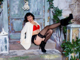 EvelinaX - chat online sex with this being from Europe Sexy mother