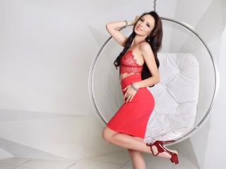 AnnaBelleHottest - Cam sexy with this cocoa like hair Young and sexy lady