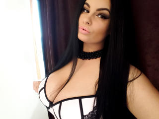 AndyJoy - Video chat hard with this black hair Young lady
