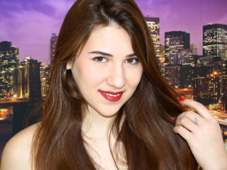 MalikaSw - Show live sex with this being from Europe Girl
