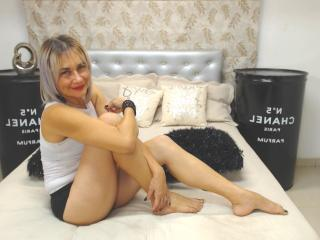 ChelyBlondex - Webcam x with a latin american MILF