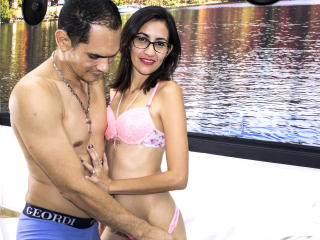 KlooyXSilver - Webcam hard with this latin american Partner