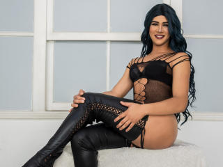 Meliina - Web cam xXx with this trimmed pussy Transgender