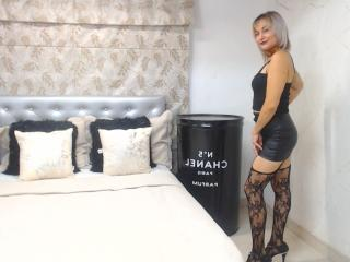 ChelyBlondex - Webcam live x with this latin american MILF