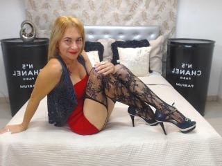 ChelyBlondex - Live chat exciting with this hairy vagina Mature