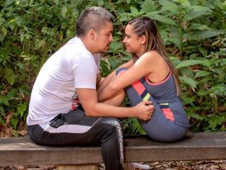 KattXAstton - Show x with this shaved private part Female and male couple
