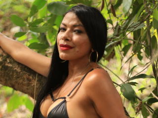 SalomeBabe - online show exciting with a latin american Girl
