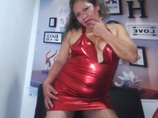 DesireMature - Show live hot with this shaved intimate parts Lady over 35