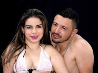 HillaryXMiguel - Web cam hard with a average body Partner