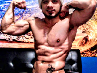 Everet - Chat cam sex with this latin american Homosexuals