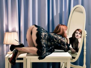 EkaterinaHotGirl - Live chat x with a redhead Nude young and sexy lady