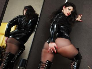 YourOnlyDoll - online show sexy with this dark hair XXx babe