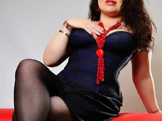 Photo de profil sexy du modèle PriscillaHotMature, pour un live show webcam très hot !