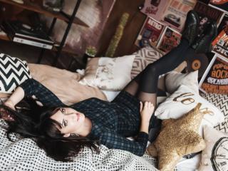 Foto del profilo sexy della modella MissGulia, per uno show live webcam molto piccante!